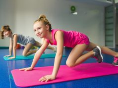 Be Well Kids Activity Network - Confident Kids Exercising